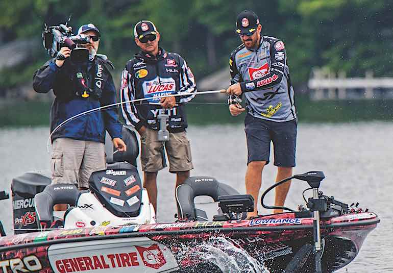 Meet Jacob Wheeler, one of the most dynamic young faces in the world of professional bass fishing.