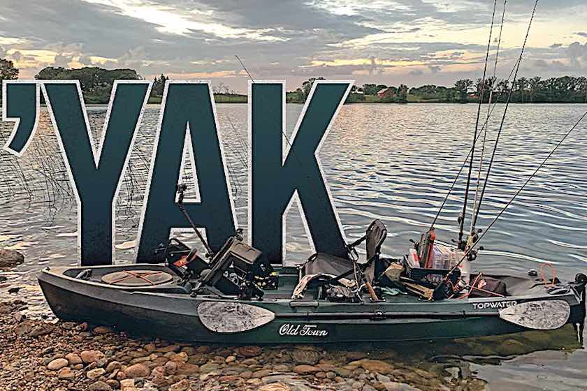 <p>Pick a 'Yak: What best fits your style of fishing?</p>