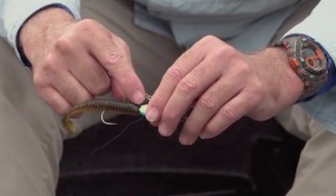 Get great tips on catching more bass with swim baits in this episode of Beyond the Bait Powered by Streamlight.