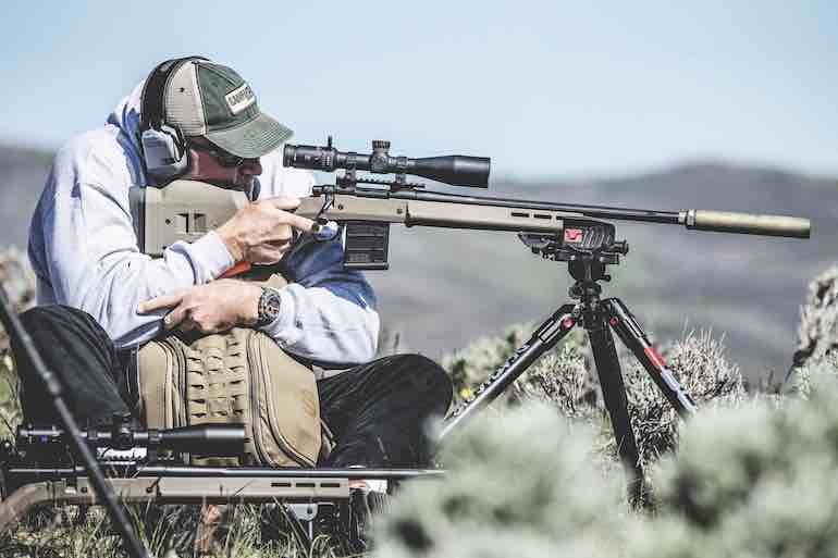 Dyed-in-Wool Bowhunter Learns Lessons of Long-Range Rifle Shooting
