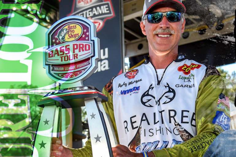 Win a Bass Fishing Trip with MLF Pro