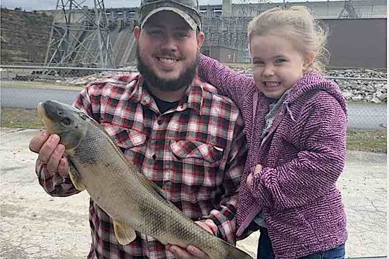 It's the fourth state fishing record of the year in the Show Me State.