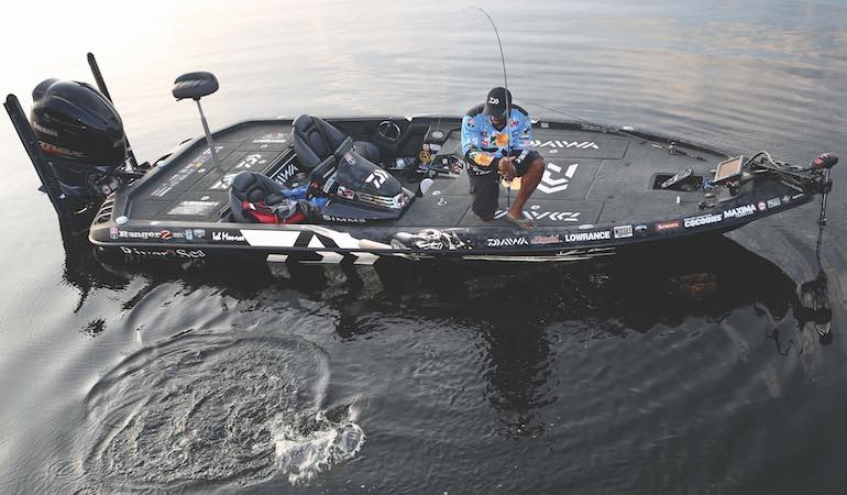 Learn to tackle new lakes like MLF pros.