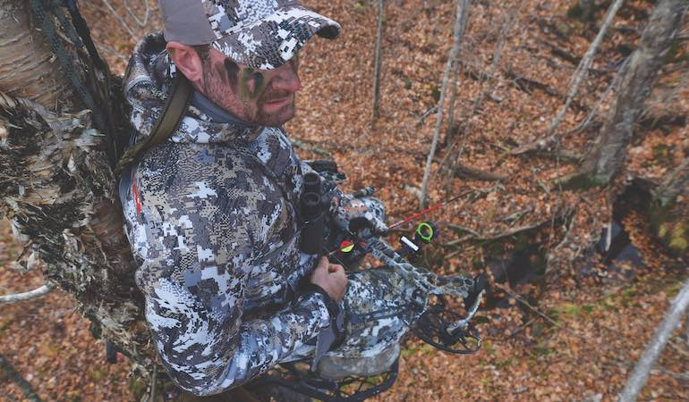Master the hang-and-hunt strategy to unravel the deer rut.