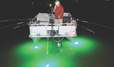 Here's everything you need to know to load a stringer with slabs under the lights.