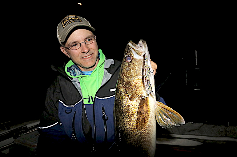Searching for a Never-Ending Walleye Bite