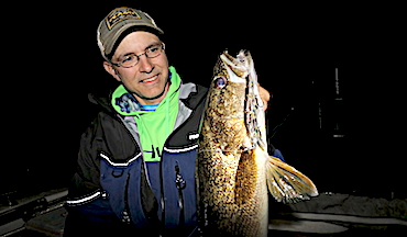 A combination of factors can put the walleye bite into overdrive this time of year. Here's how to capitalize on the action both day and night.