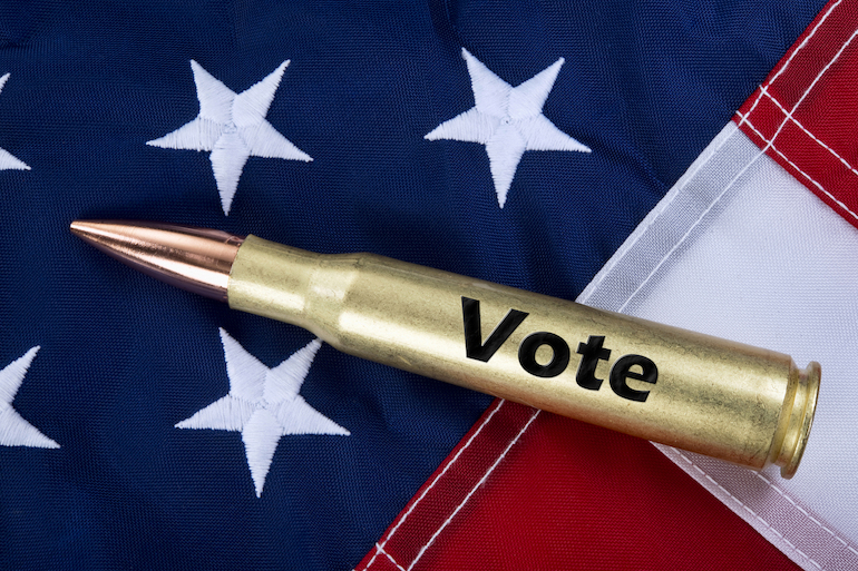 NSSF: #GUNVOTE Critical for All Voters Ahead of Election