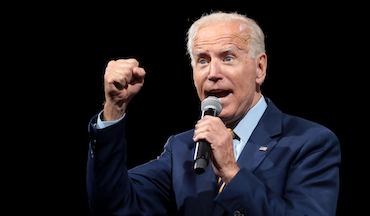 Op/Ed from the National Shooting Sports Foundation: Biden is 'swinging below the belt.'