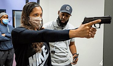 Feature from the National Shooting Sports Foundation on Denver's first Black-owned gun club.