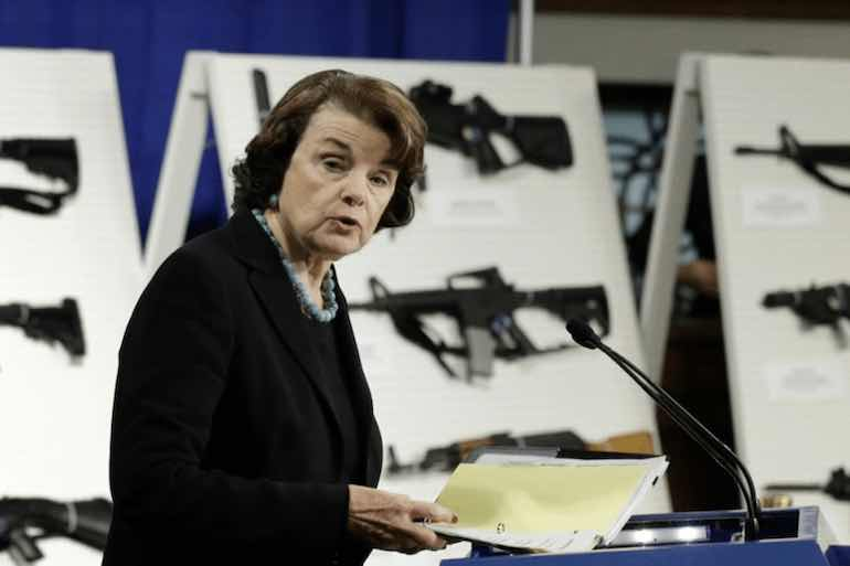 NSSF: Feinstein Again Proposes Ban on Most Popular Rifle in America