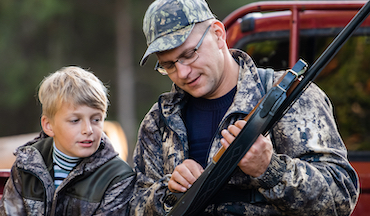 National Shooting Sports Foundation explains why the kids are all right.