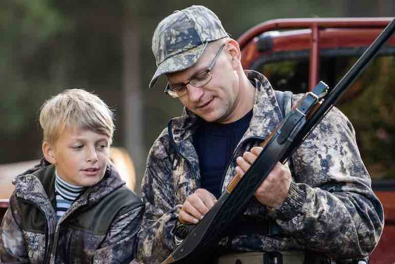 NSSF: Pandemic Spurs on Youth Hunting in America