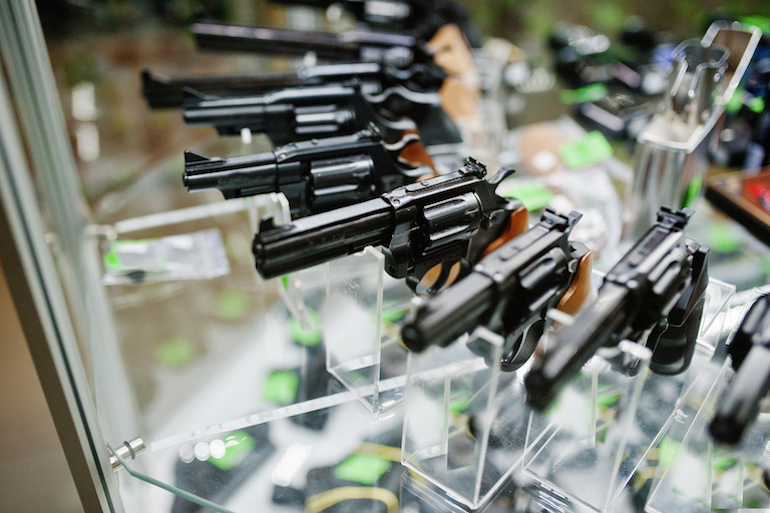 NSSF: August Background Checks Highest on Record