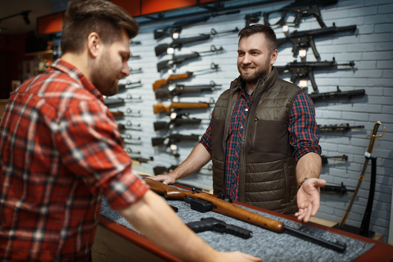 First-Time Gun Buyers Grow to Almost 5 Million