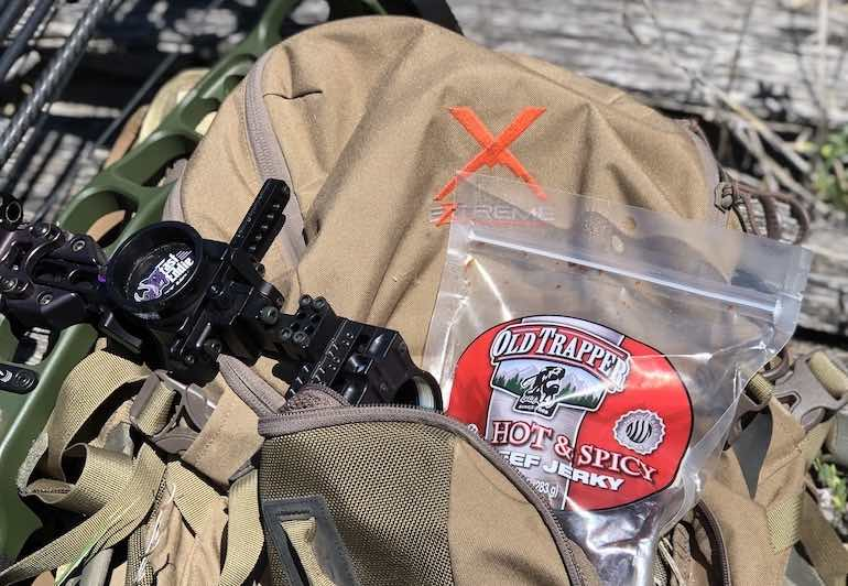 Packed with protein and other essential nutrients, Old Trapper Beef Jerky is ideal for the on-the-go hunter.