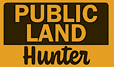 We give hunters an edge on hunting public land close to home.