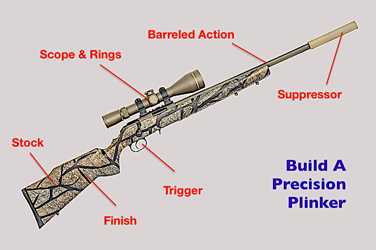 Precision Plinker: Build a Finely Tuned Rifle for Squirrels