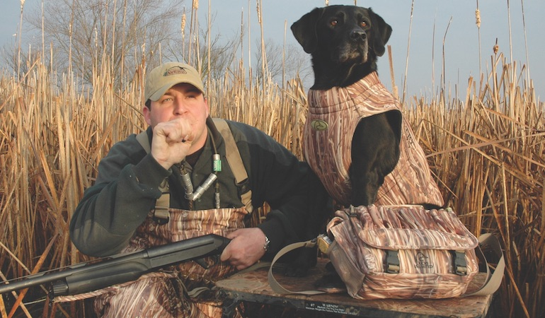 Modern duck-hunting technology has changed how we hunt. What do we really need to be successful?