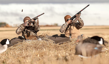 Resident Canada geese are a tough assignment for waterfowlers. Deciphering their resting and feeding areas can help you find success.