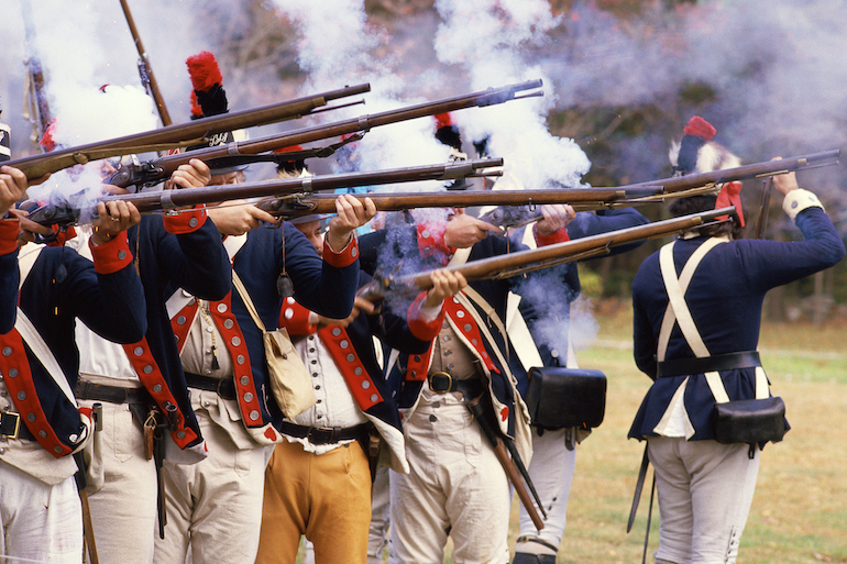 Fourth of July Celebrates America's Firearm Heritage