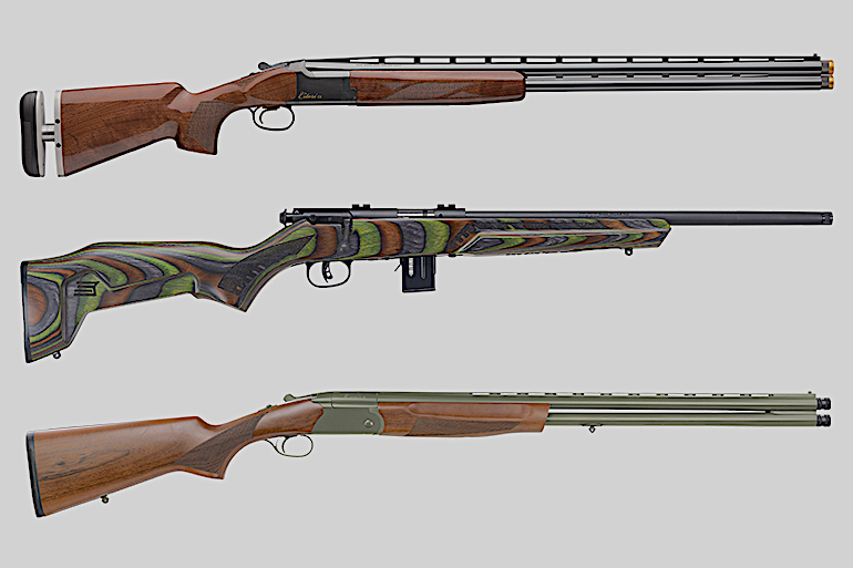 Game Getters: New Shotguns, Rimfires for 2020