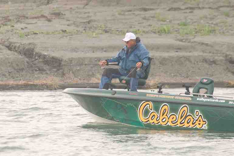 Big-River Spring Walleye Hotspots