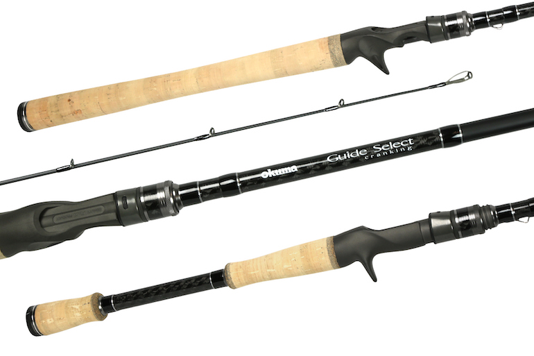 New Baitcasting Rods from ICAST 2020
