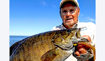 In-Fisherman legend, 86, changed the sport of fishing like few others have.