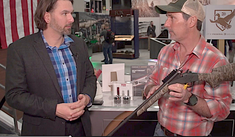 From waterfowl, to turkey, to targets here are 13 shotguns uncovered by G&F's John Geiger at SHOT 2019 in Las Vegas.