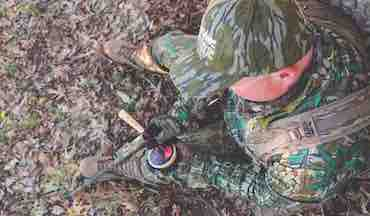 When the turkey woods go quiet, use these tactics to punch your tag.