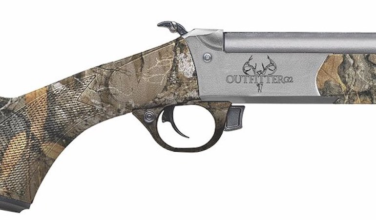 Gun Review: Traditions Outfitter G2