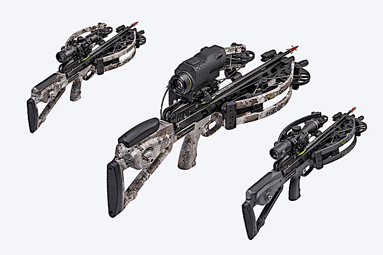 New for 2021 from TenPoint Crossbows
