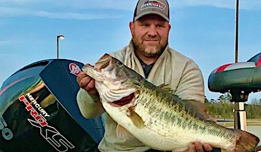 Recent 13-pounder on Sam Rayburn could be start of awesome 2021.