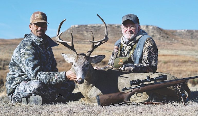 Arguably the most diverse deer hunting on the planet awaits whitetail hunters who come to Texas.