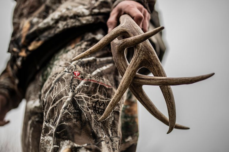 New V1 Whitetail clothing systems feature apparel options for all seasons.