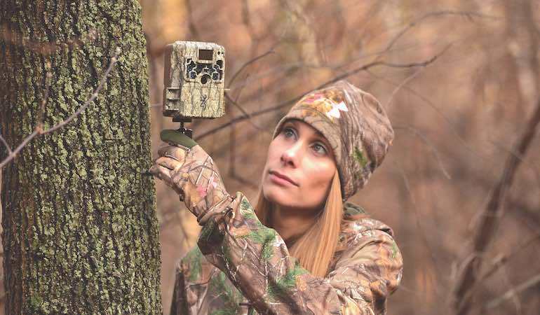 Use your other eyes on the ground to make good decisions when you slip into the whitetail woods.