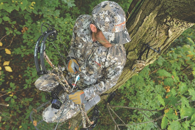 Successful white-tailed deer hunters have many ambush options for getting up close and personal.