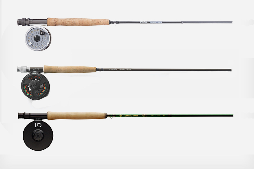 Budget-Friendly Trout Fly-Fishing Combos