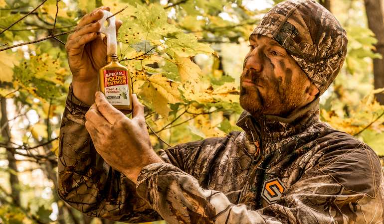 Could a new testing protocol lead to the repeal of bans on urine-based scents for deer hunting?