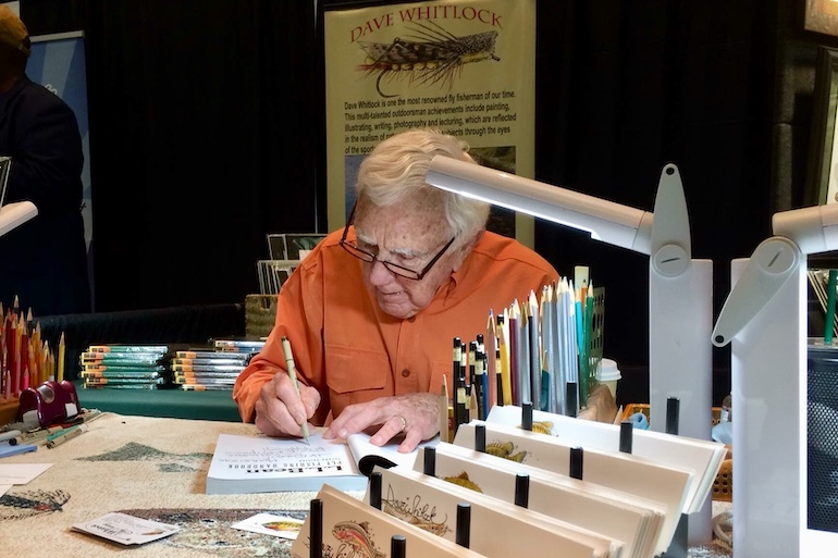 Fly Legend Dave Whitlock Elected to IGFA Hall of Fame