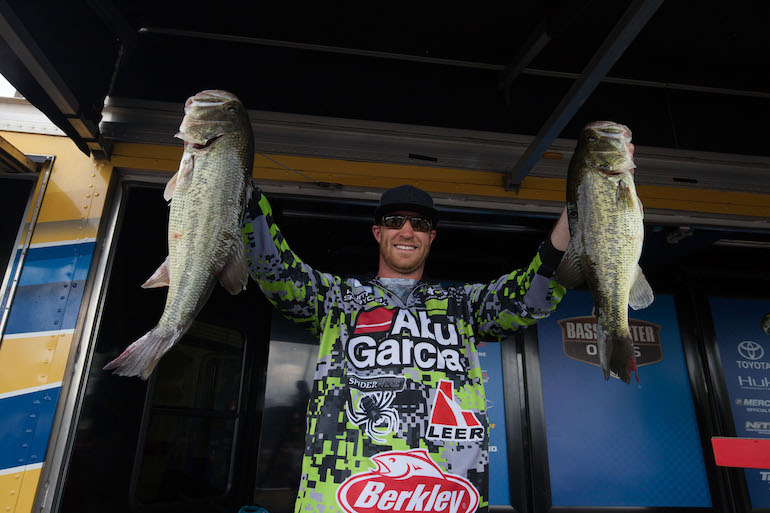Berkley and Abu Garcia pros share their thoughts on what will work at Guntersville.