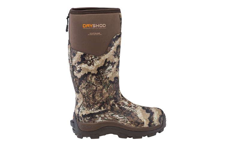 Dryshod Launches Southland Men's Hunting Boots