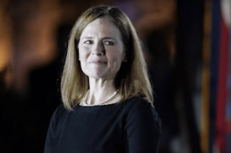NSSF Praises Confirmation of Justice Amy Coney Barrett