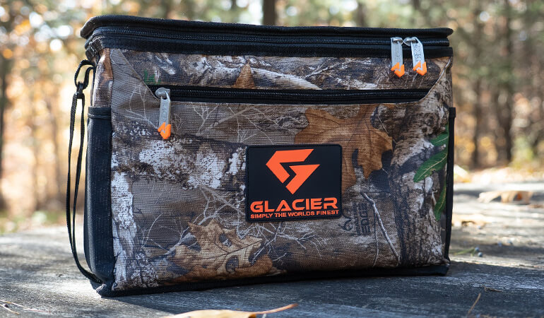 Glacier Coolers Realtree EDGE Camo