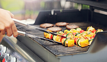 Everybody loves the smoky goodness of a homecooked meal hot off the grill. If your grilling space is on your backyard deck, be sure to follow these suggestions to keep everything safe and orderly.