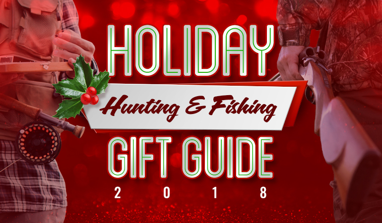 Check out these great affordable hunting and fishing gifts that will get a thumbs-up this year.