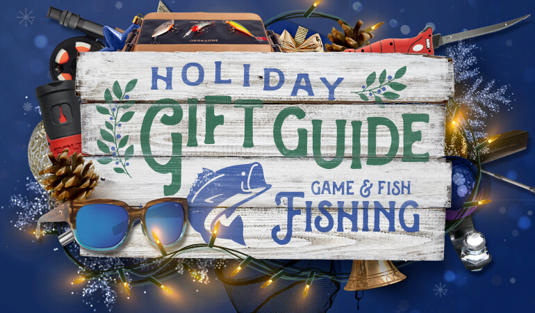 2020 Game & Fish Angler's Holiday Gift Guide