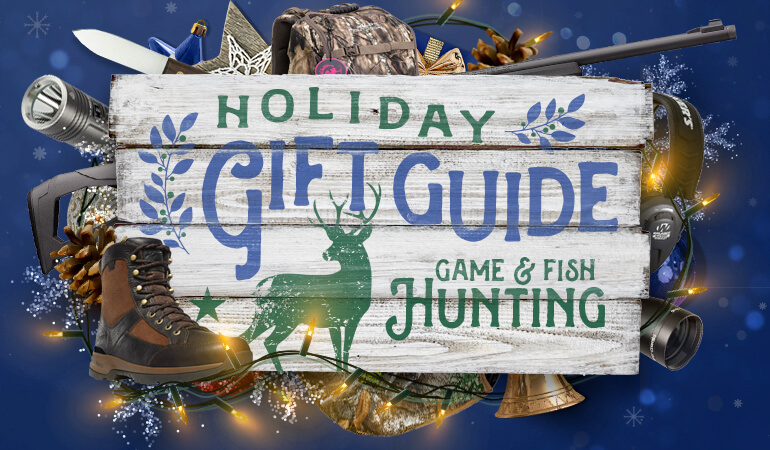 2020 Game & Fish Hunter's Holiday Gift Guide