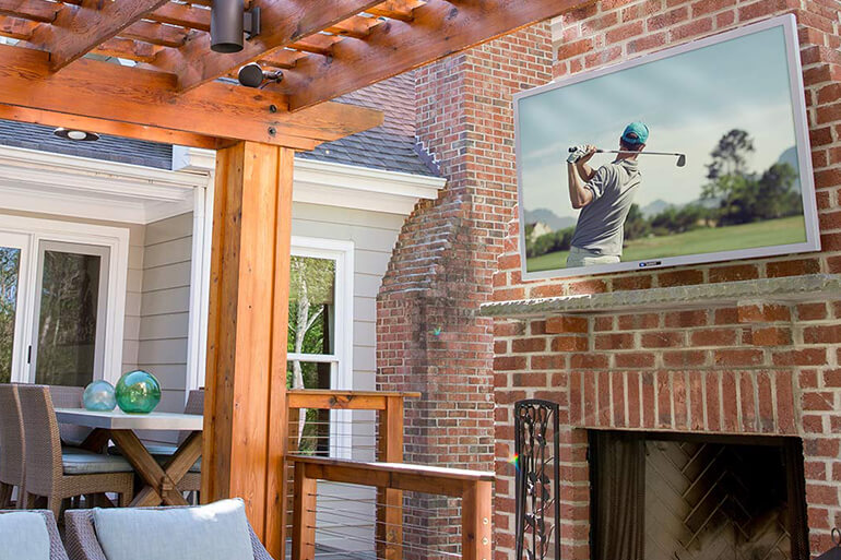 How to Choose and Install an Outdoor TV